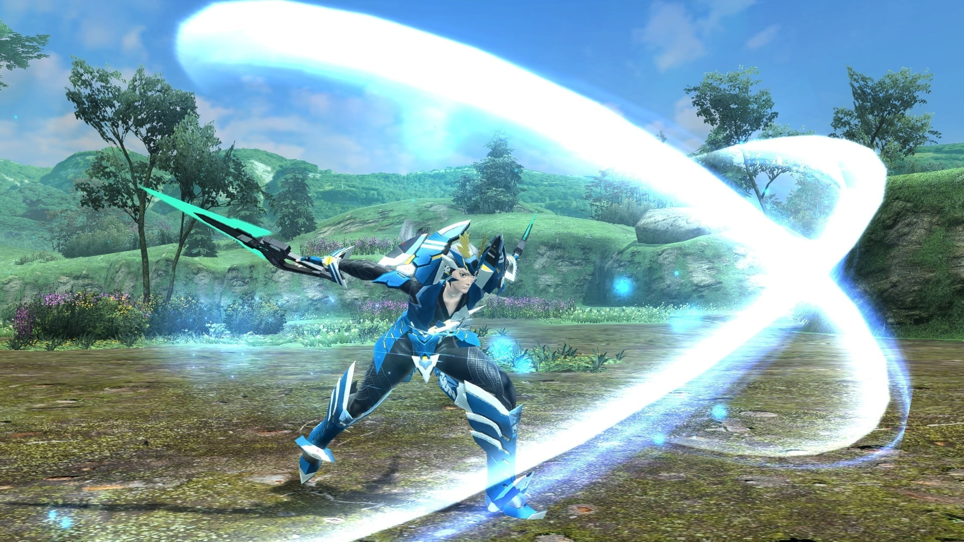 Phantasy Star Online 2 - Episode 3 Dual Blades