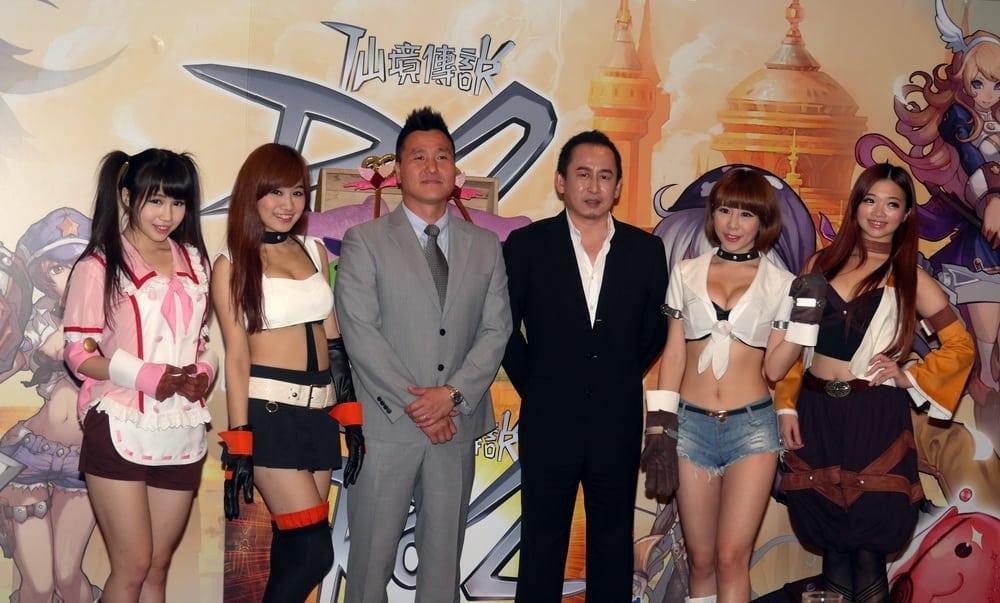 Ragnarok Online 2 Taiwan media event