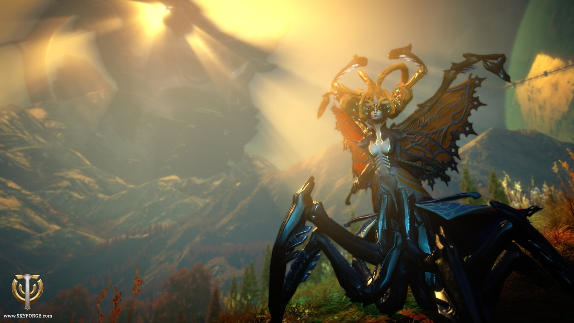 Skyforge screenshot 1