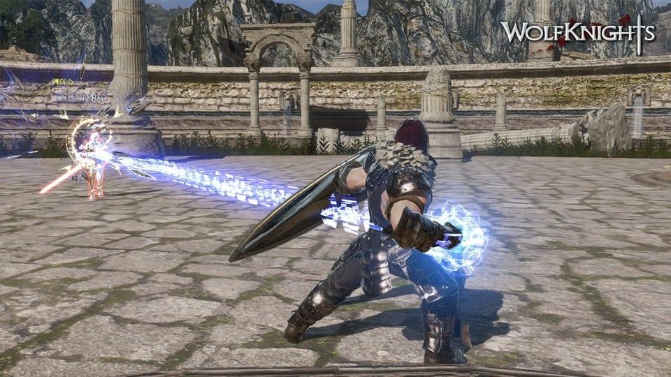 Wolfknights - Skill screenshot 1