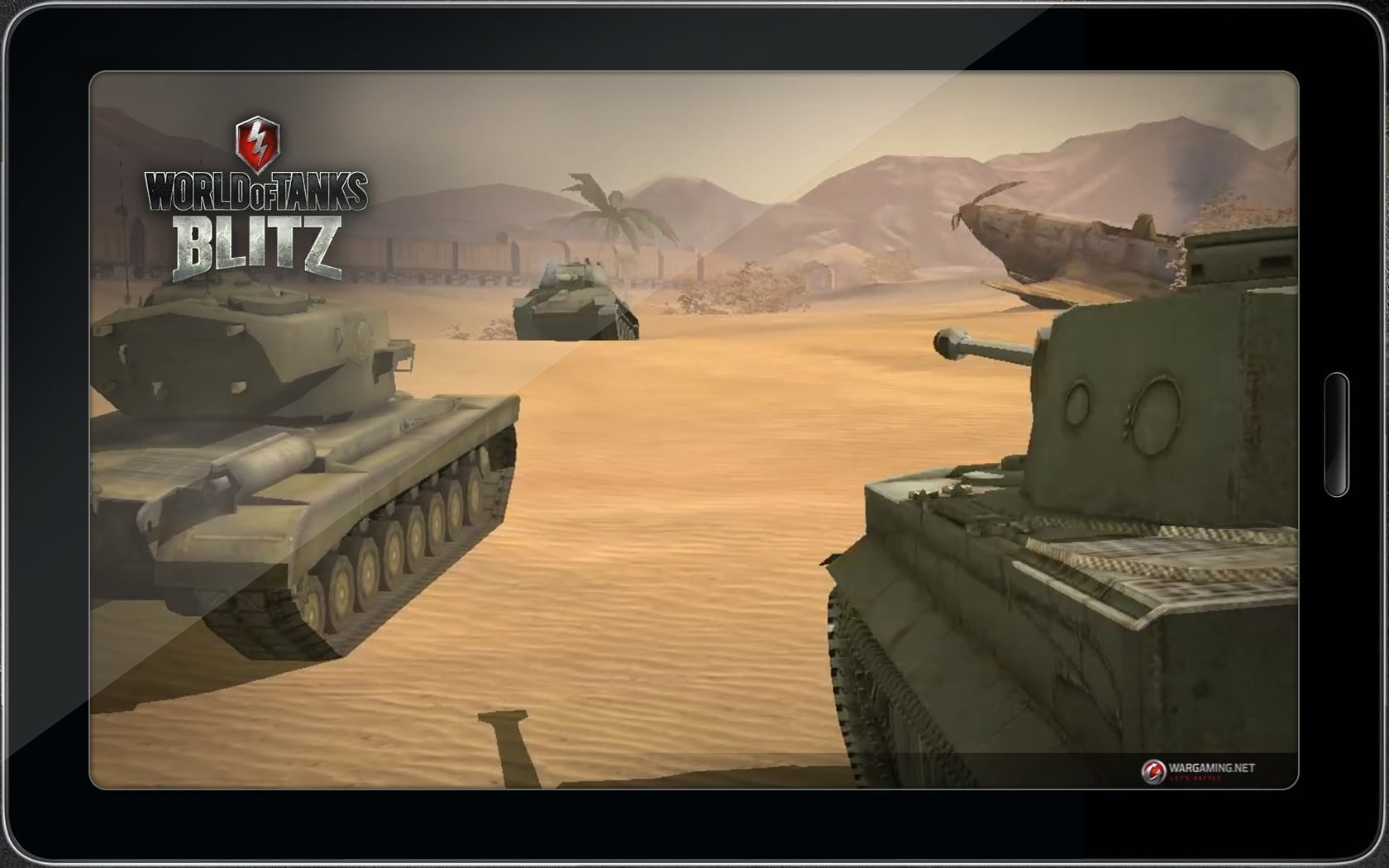 World of Tanks Blitz screenshot 2