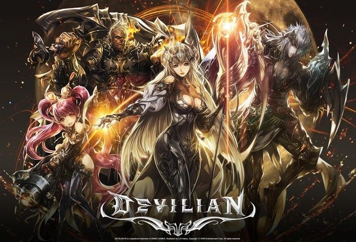 Devilian key art