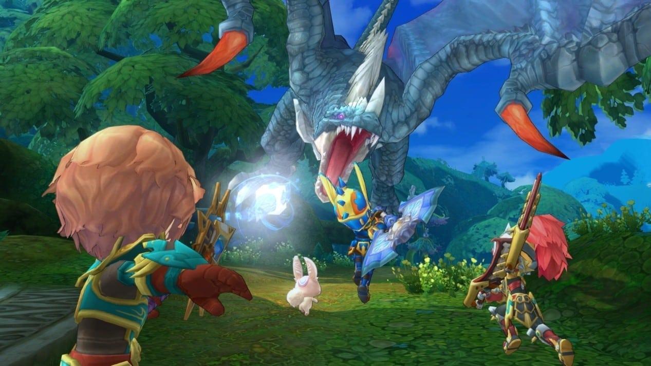 Dragon Slayer screenshot 1