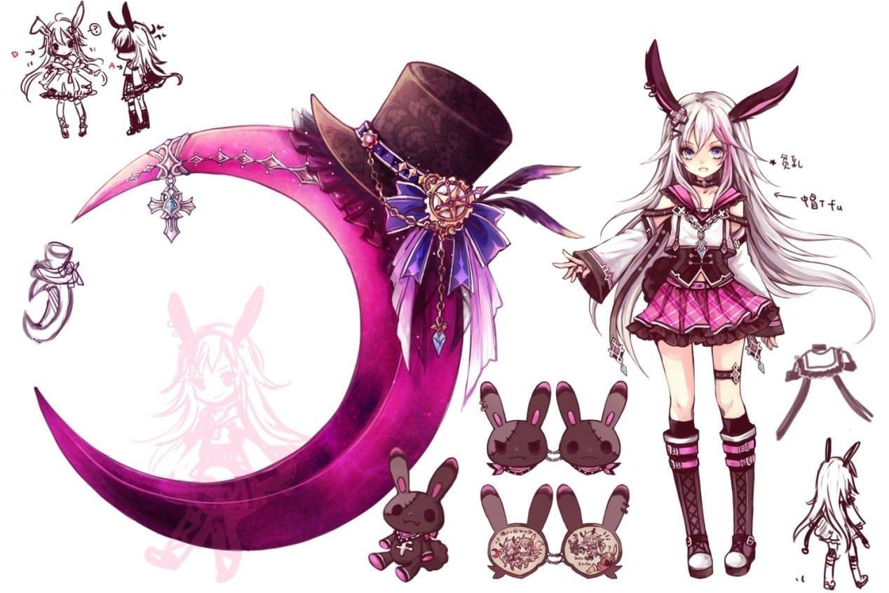 Fantasy Frontier - Cynthia artwork