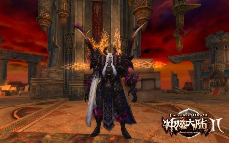 Forsaken World 2 - Storm Legion leader
