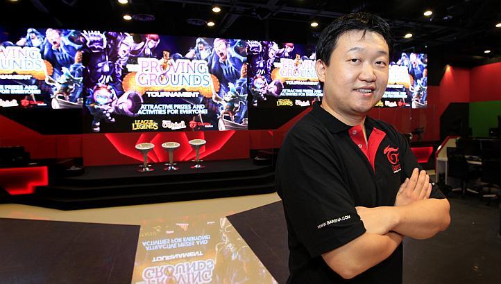 Garena co-founder Forrest Li