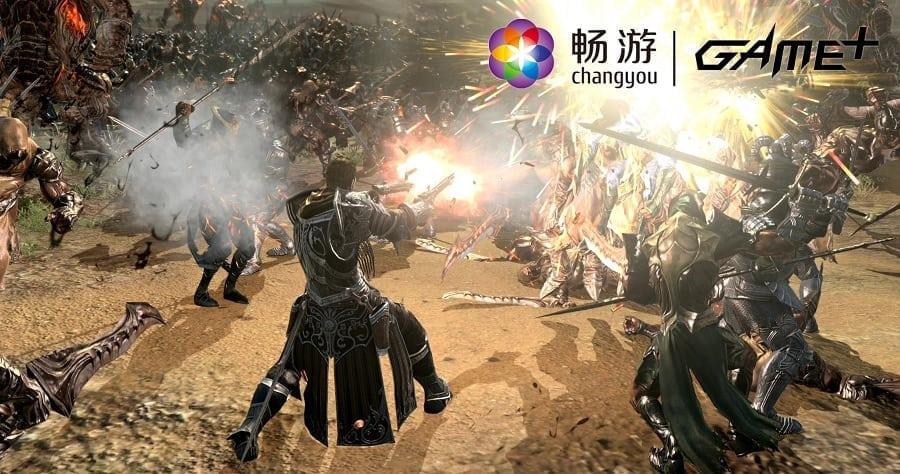 Kingdom Under Fire II China