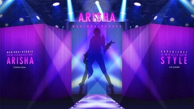 Mabinogi Heroes Arisha