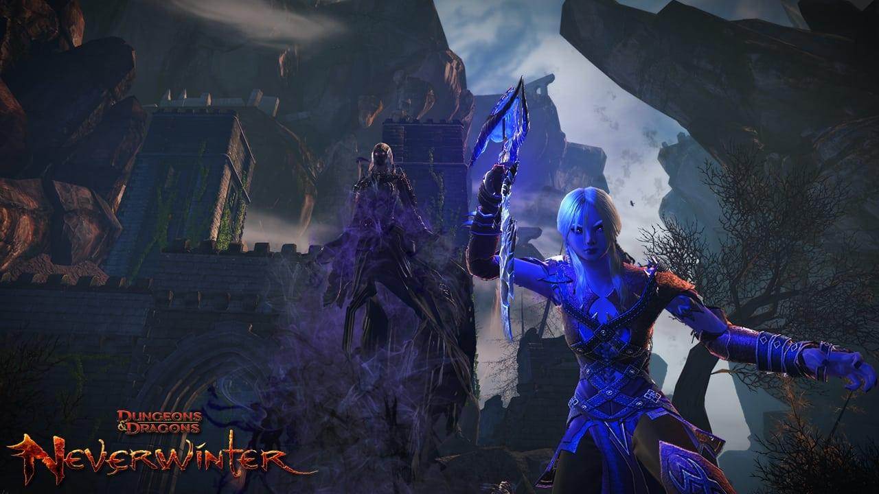 Neverwinter - Scourge Warlock screenshot 2