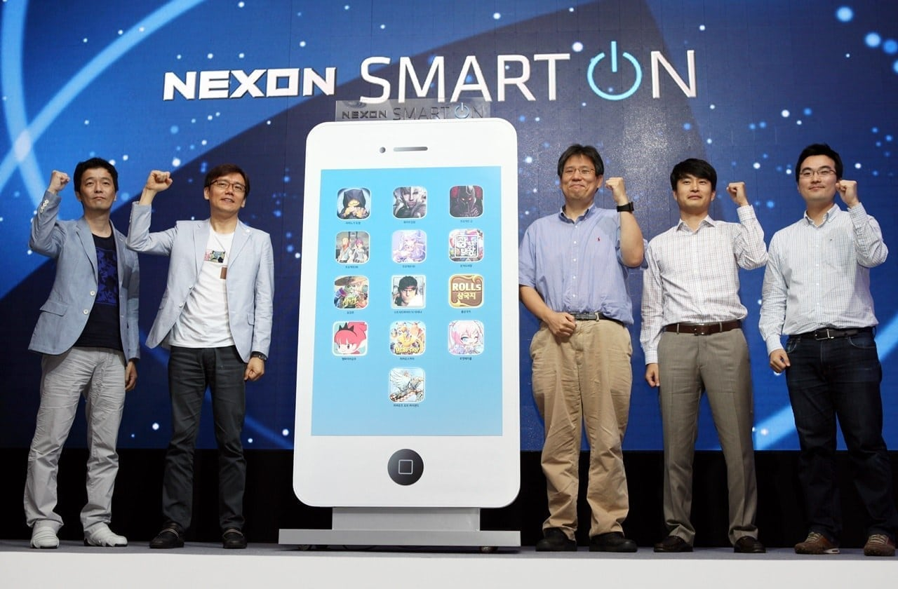 Nexon 13 mobile games announced for korean market at for Nexon client