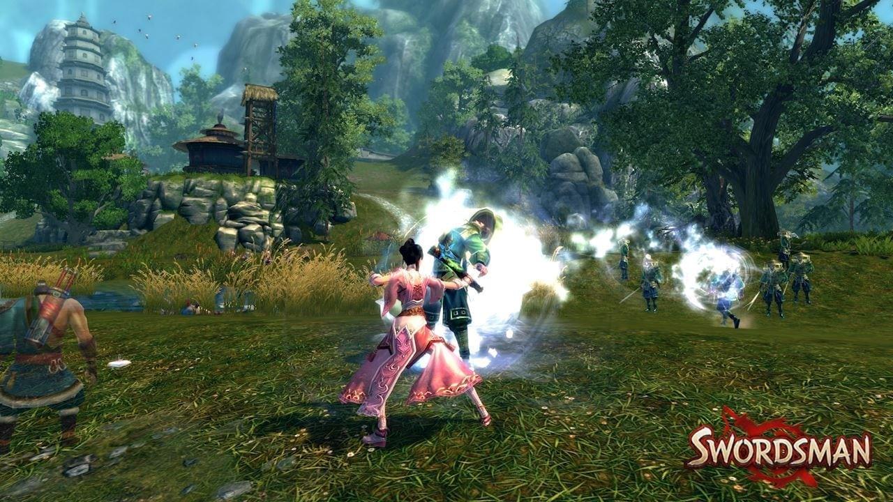 Swordsman screenshot 1