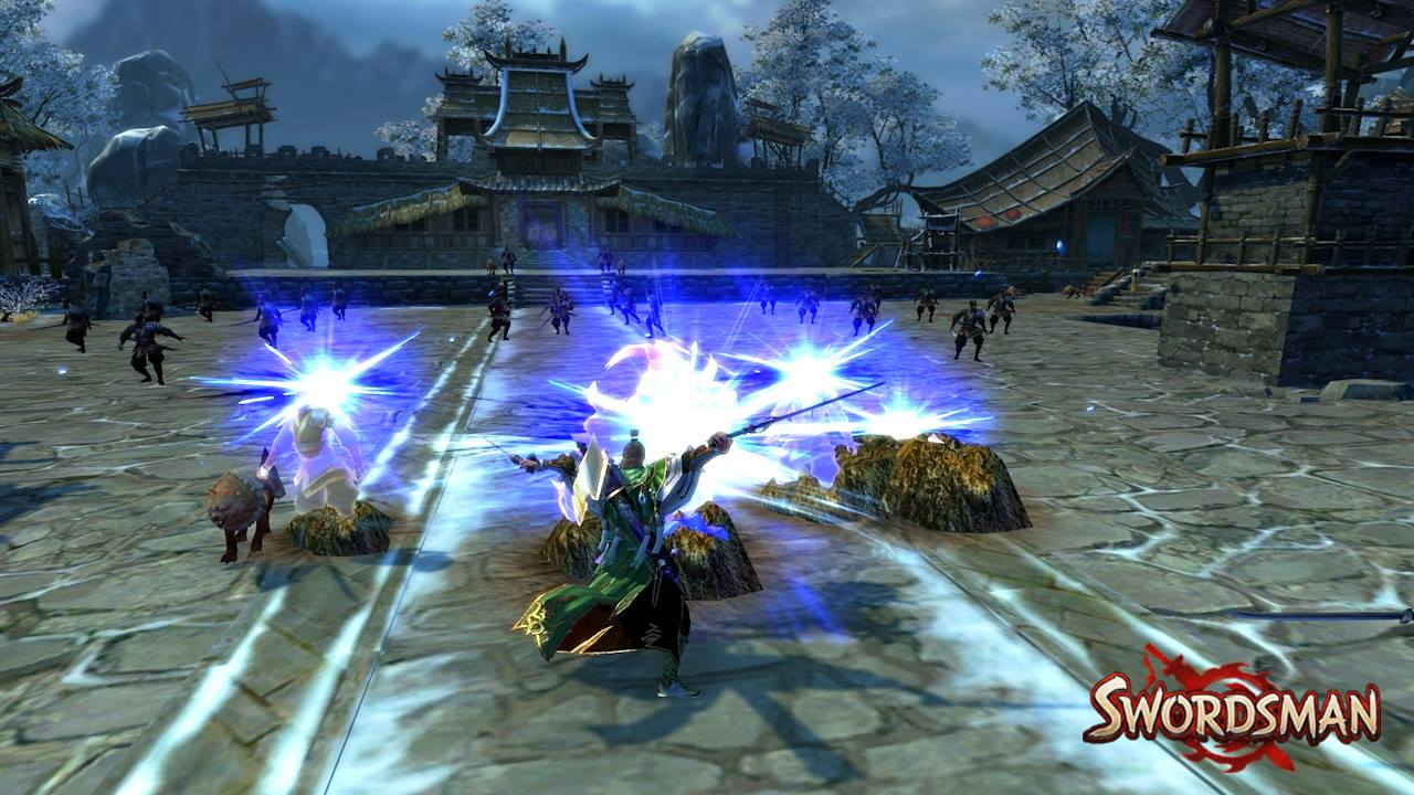 Swordsman screenshot 2
