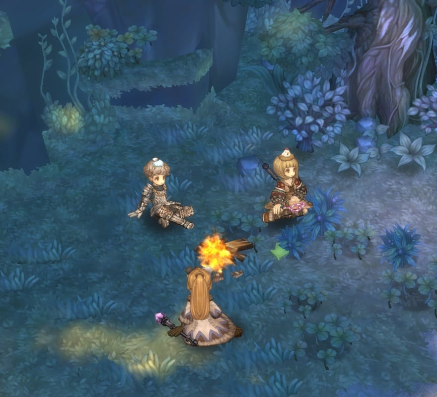 Tree of Savior - Fire place