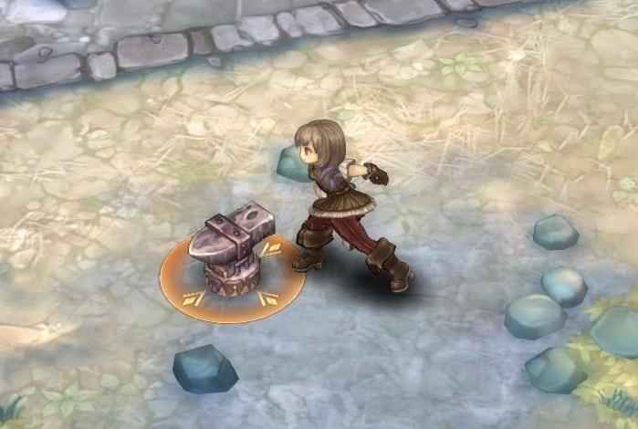 Tree of Savior - Normal item upgrade