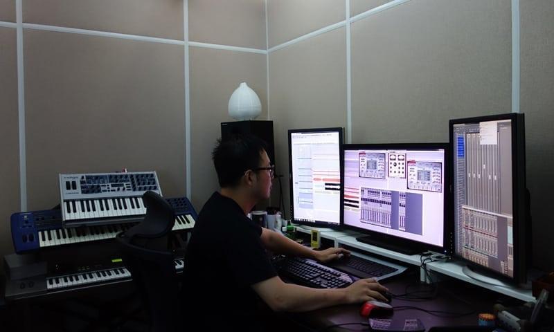 Tree of Savior - Sound Director at work