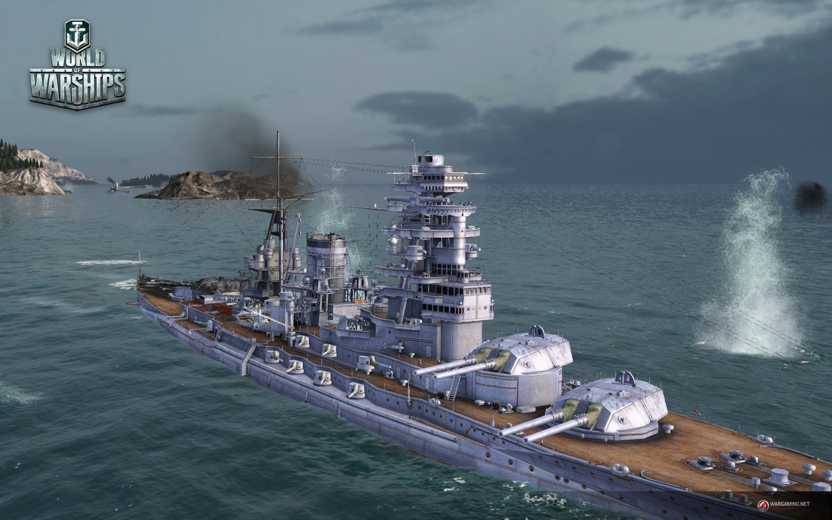 world of warships how to get new ships