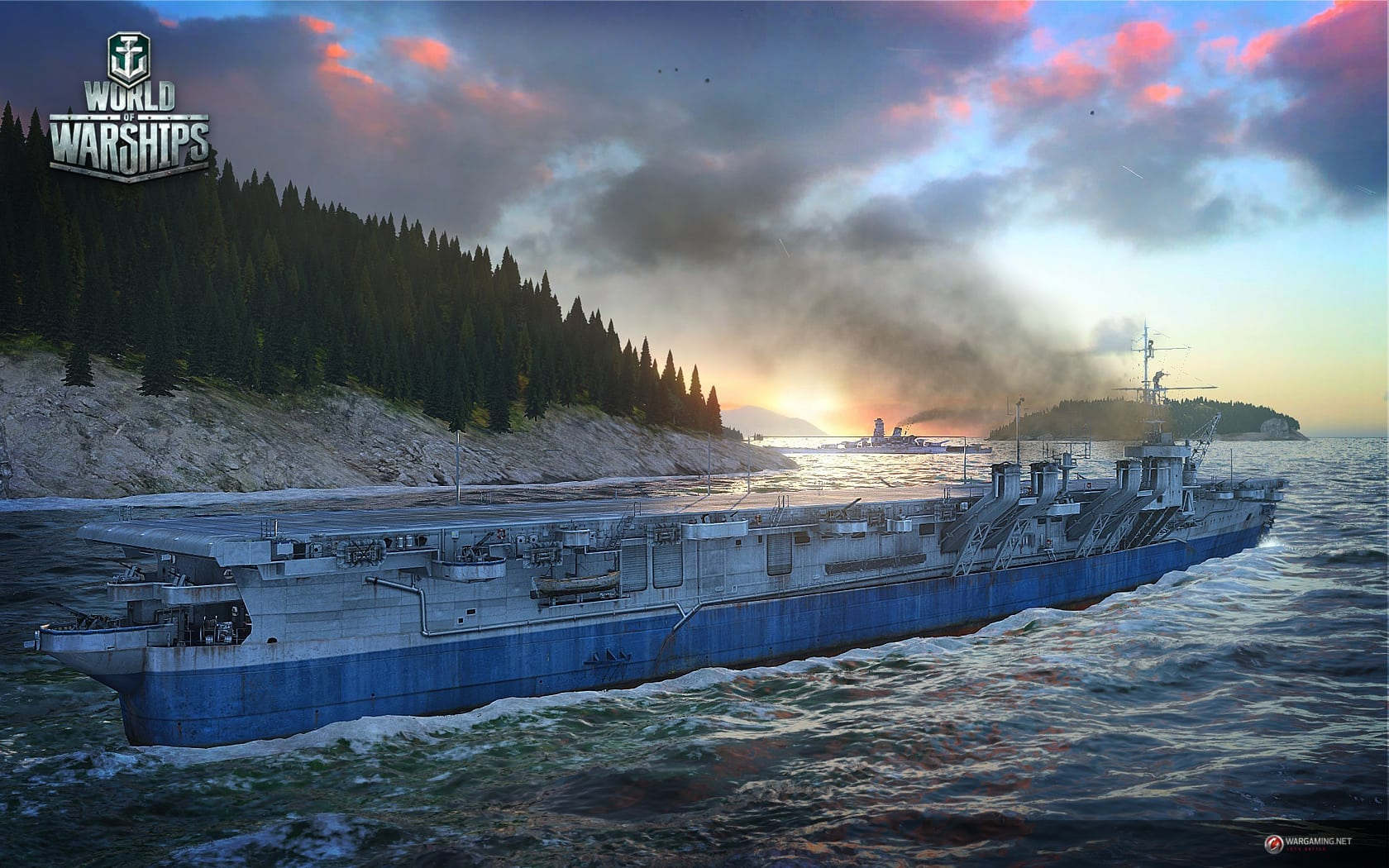 World of Warships screenshot 2