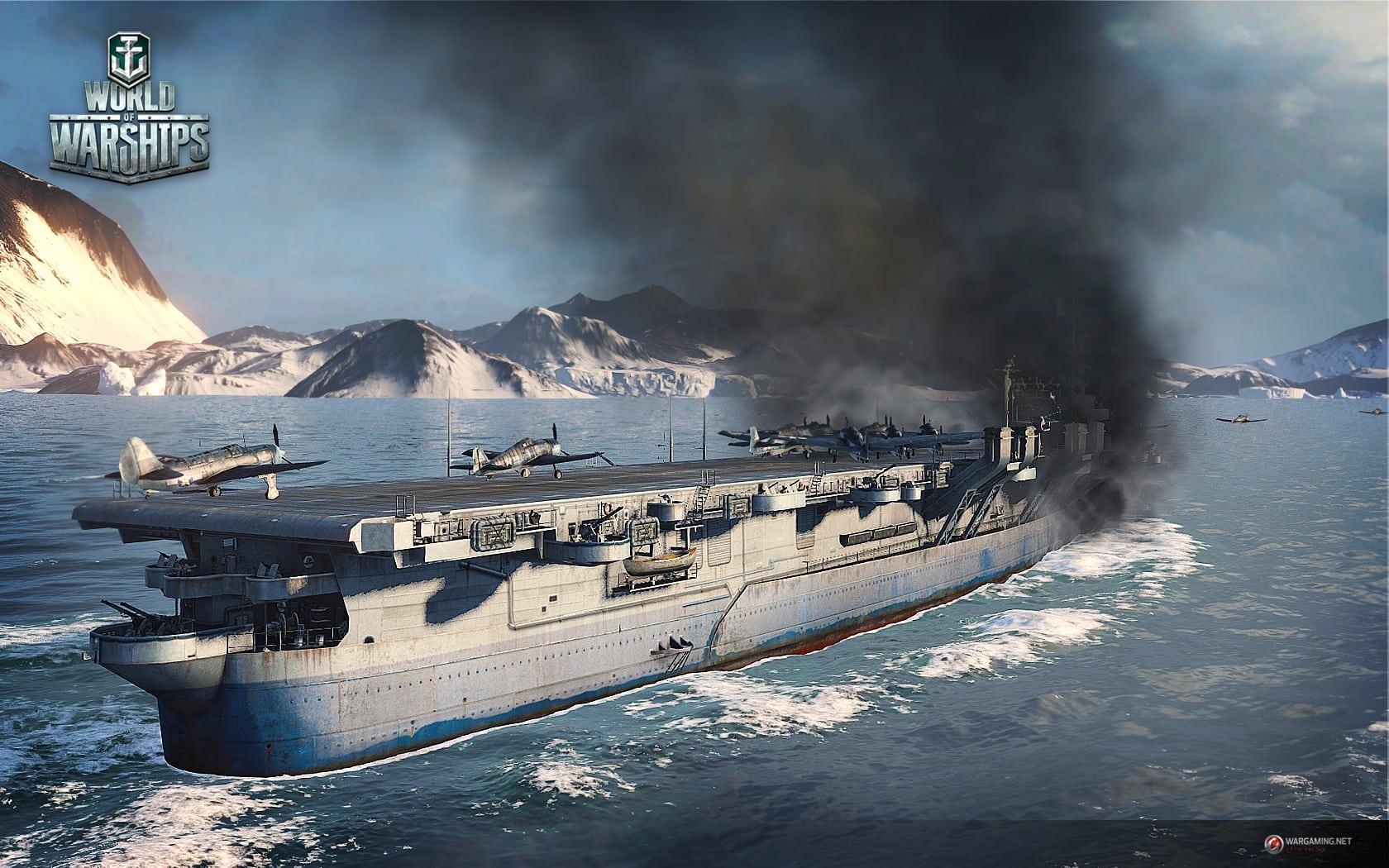World of Warships screenshot 3