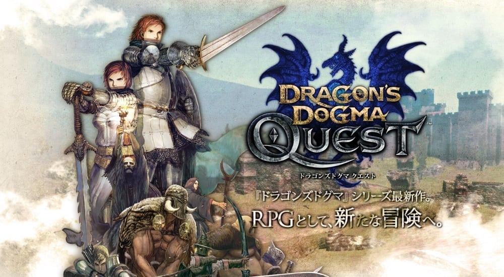 Capcom - Dragons Dogma Quest