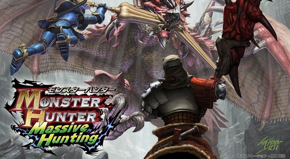 Capcom - Monster Hunter Massive Hunting