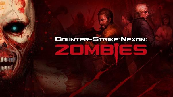 Counter-Strike Nexon - Zombies