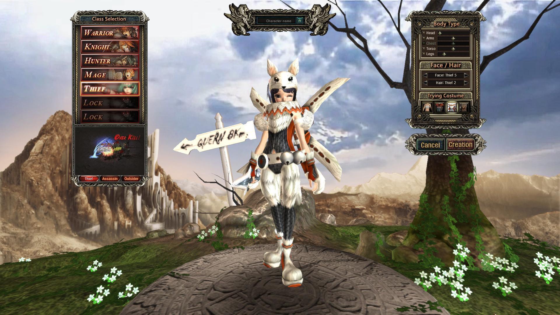 Dark Blood Online - Thief screenshot 1