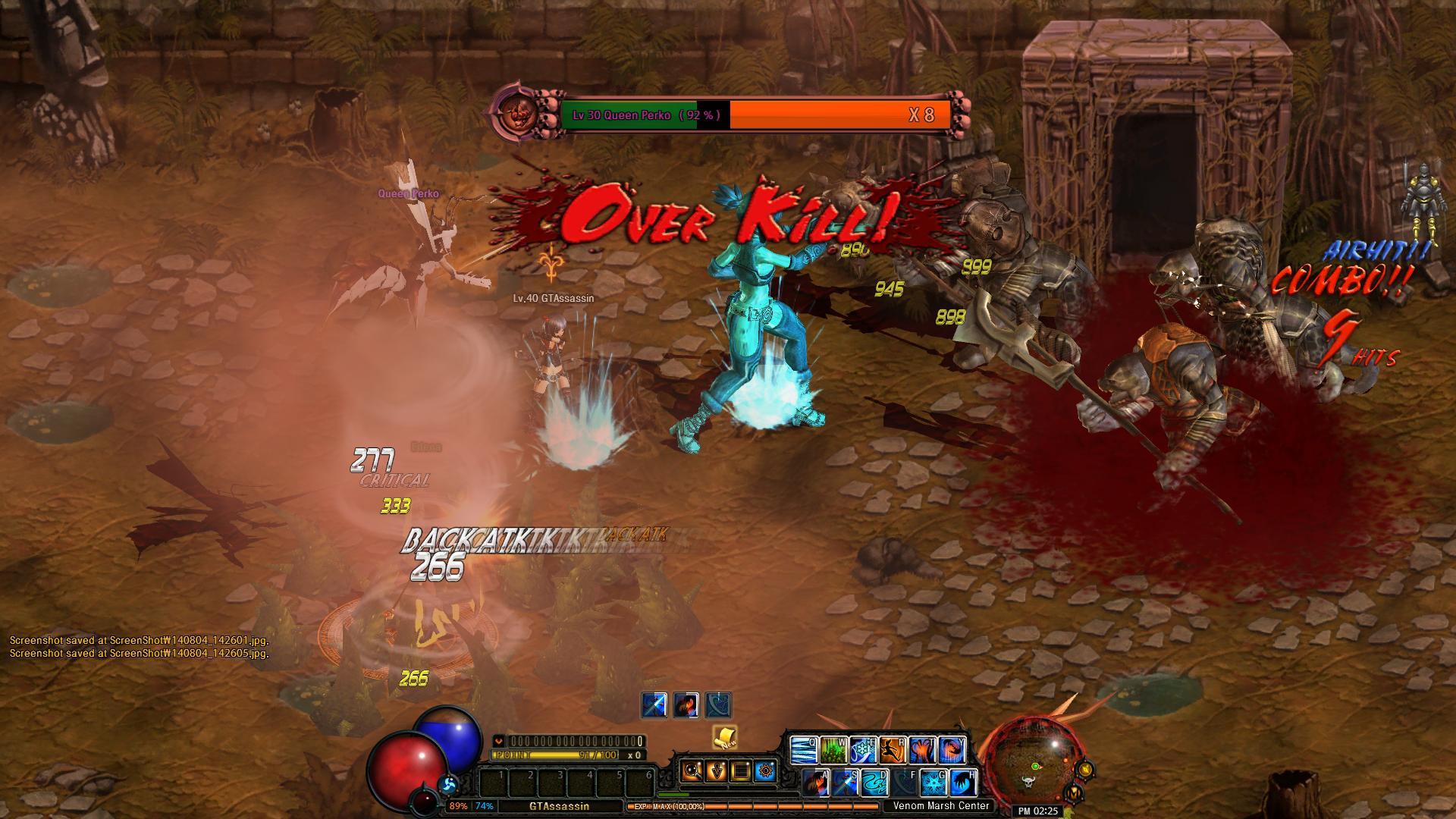Dark Blood Online - Thief screenshot 4