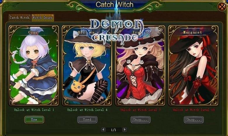Demon Crusade screenshot