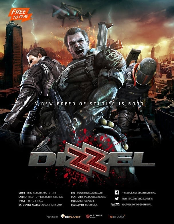Dizzel poster