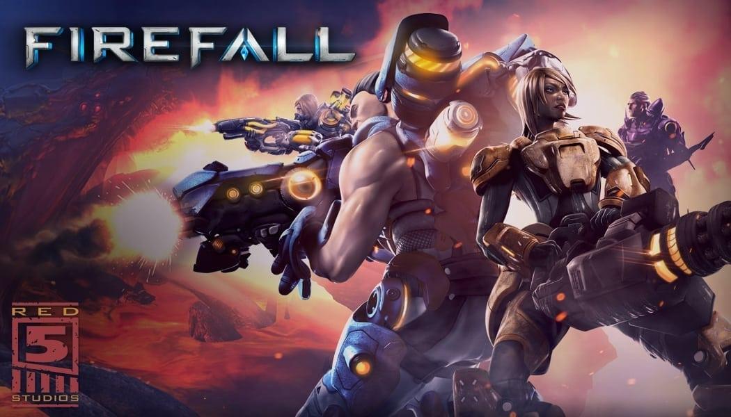 Firefall artwork