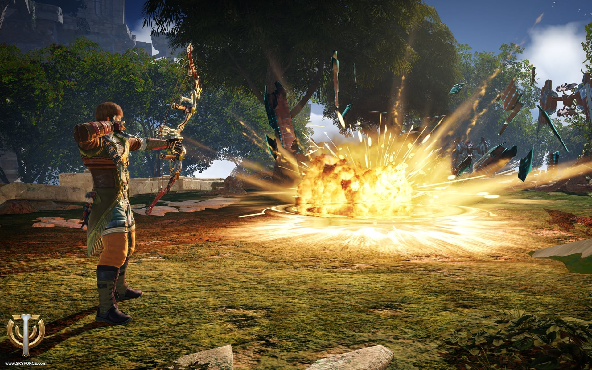 Gamescom 2014 screenshot 1