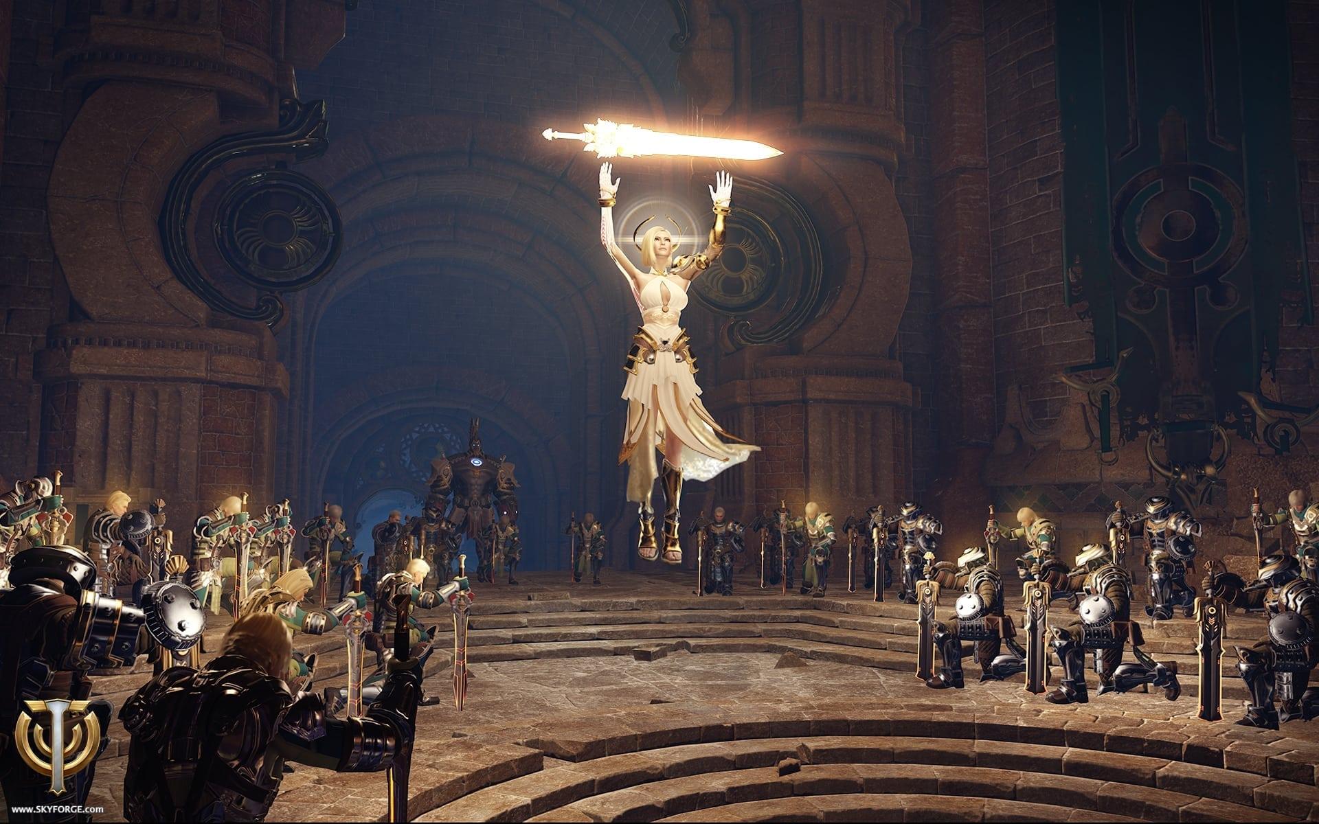 Gamescom 2014 screenshot 2