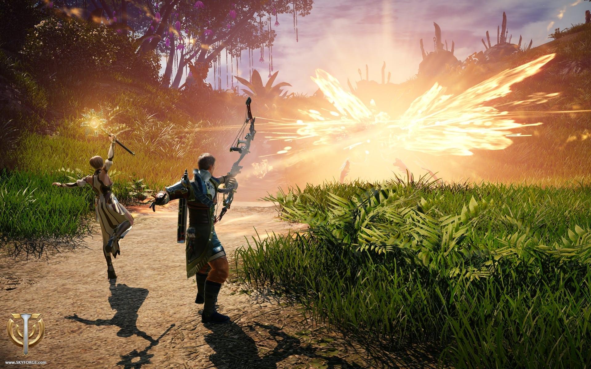 Gamescom 2014 screenshot 3