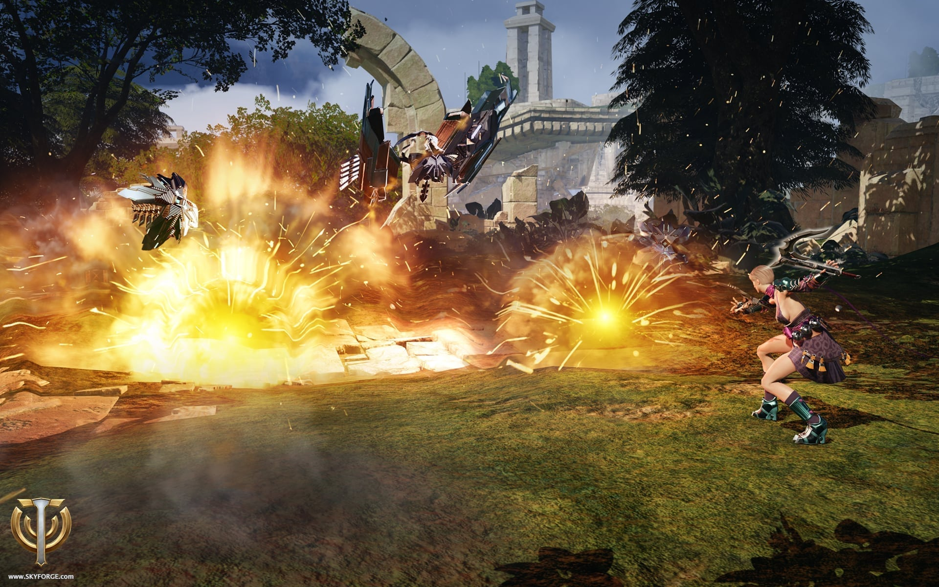 Gamescom 2014 screenshot 4