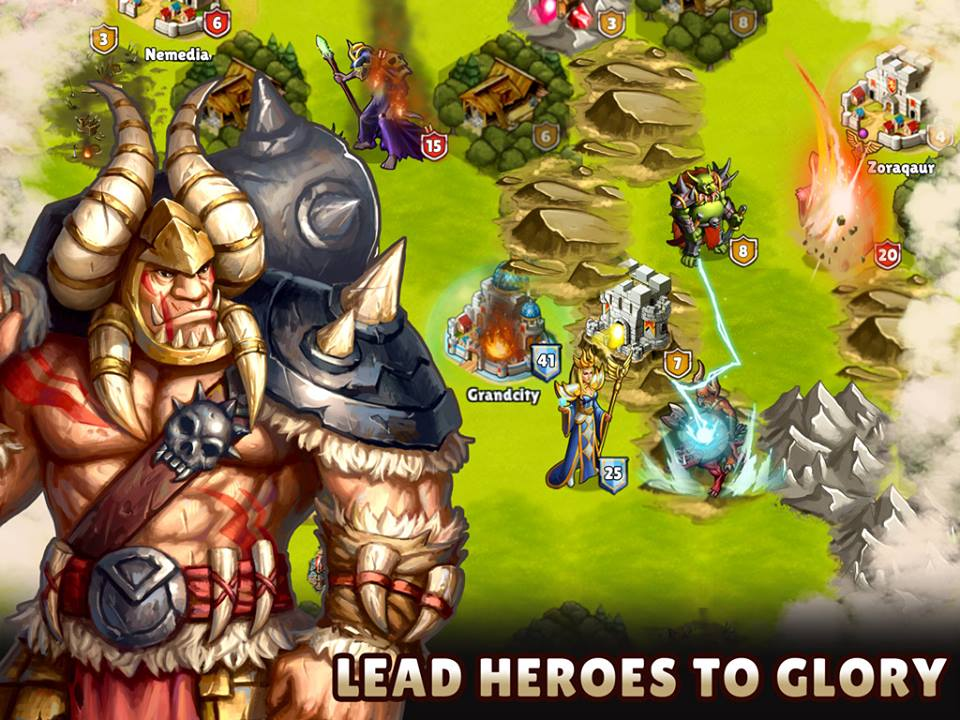 Heroes of Honor features 2