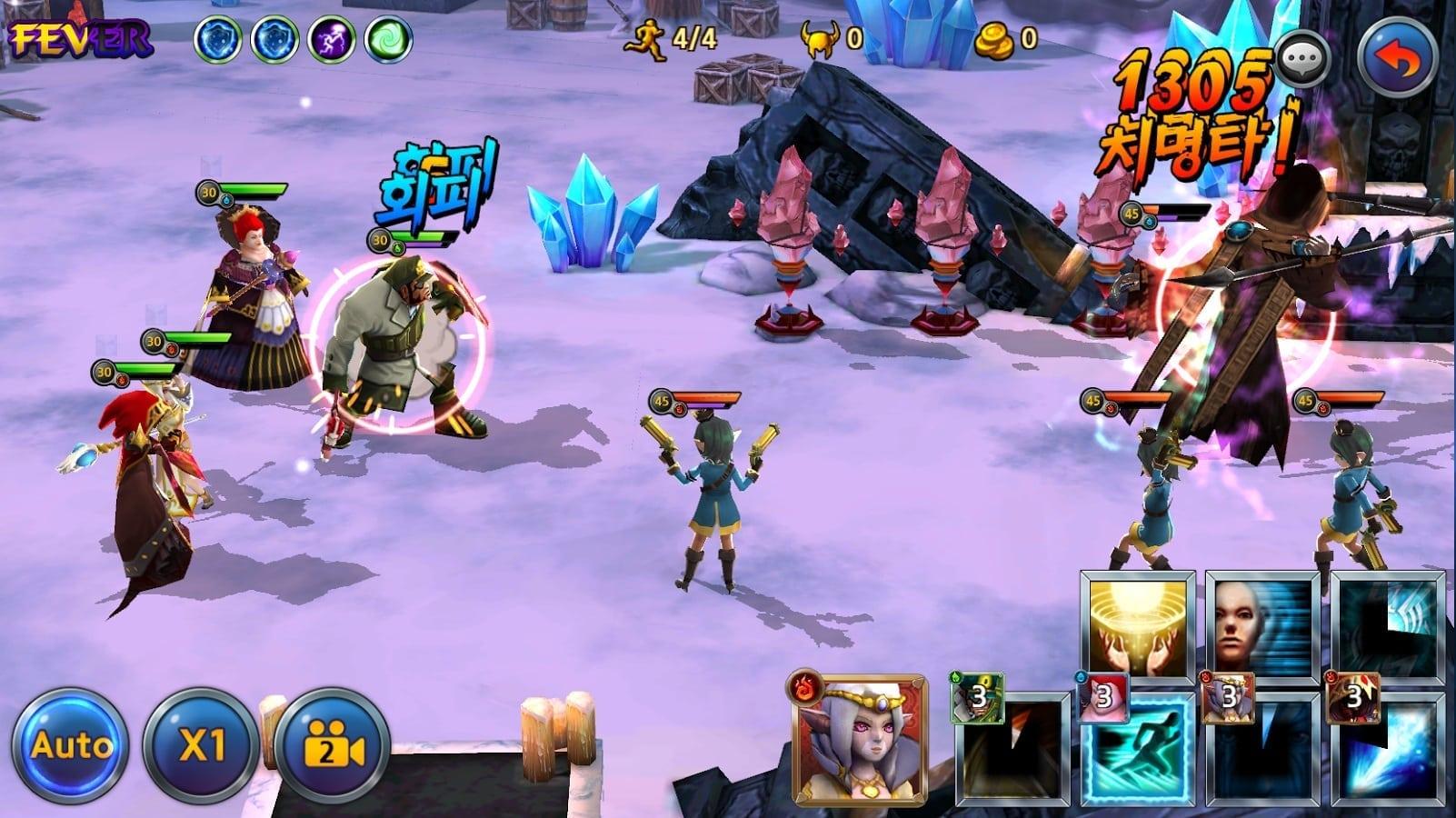 Mythos Heroes screenshot 3