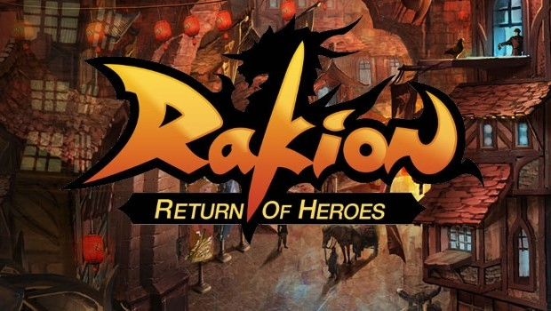 Rakion Return of Heroes