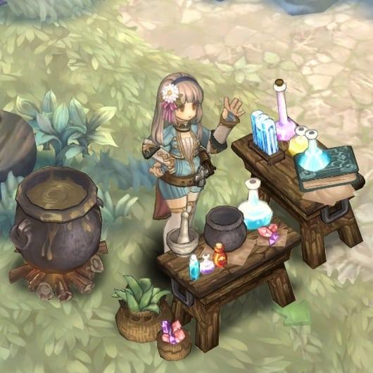 Tree of Savior - Alchemist class