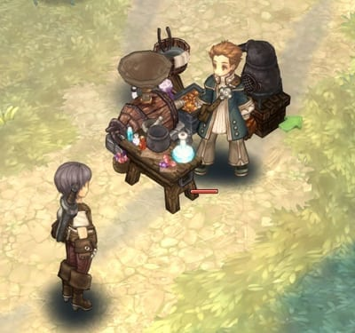 Tree of Savior - Male Alchemist