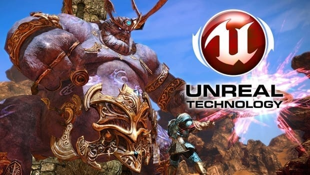 Unreal Engine – New trailer highlights titles powered by