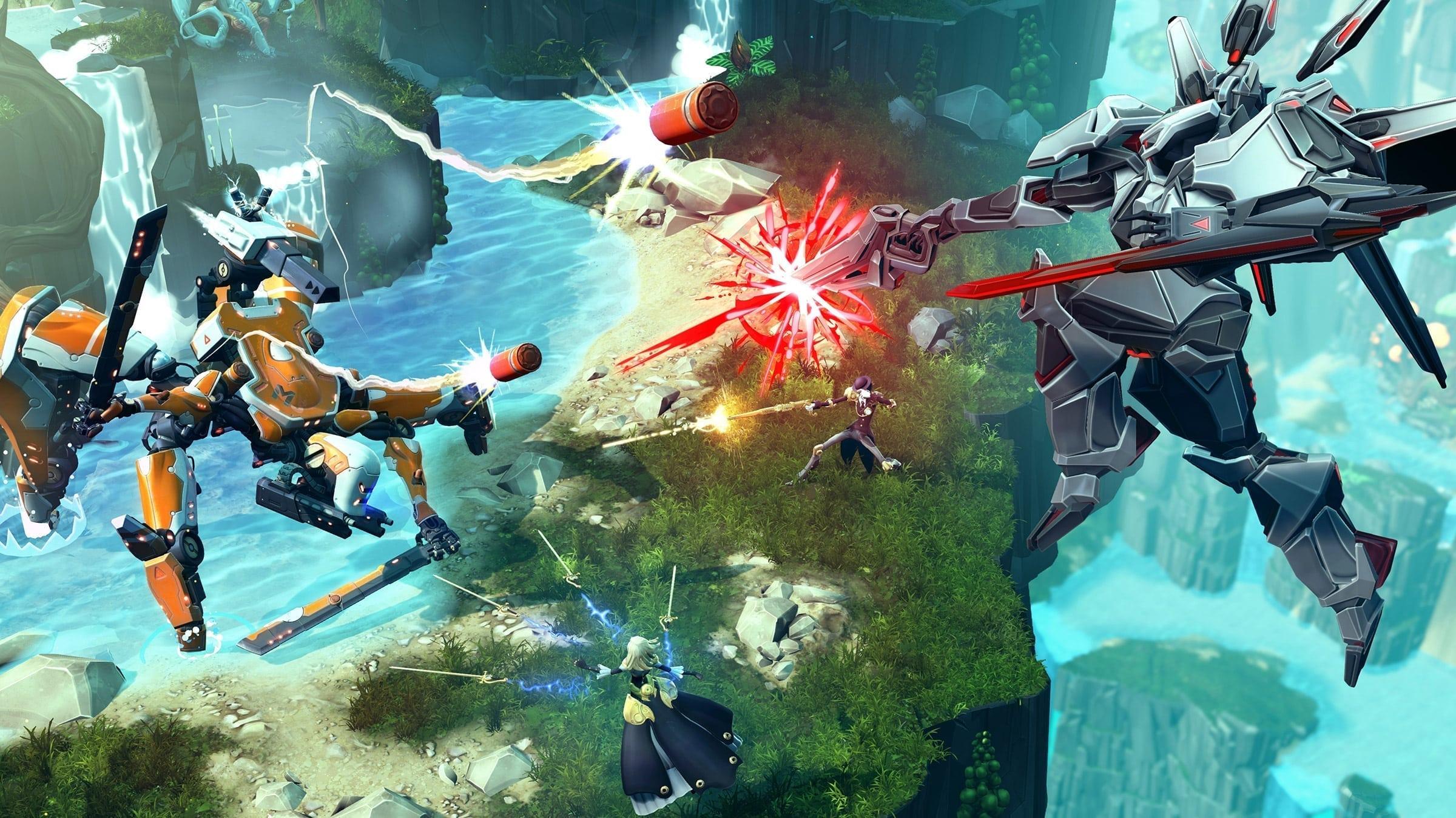 Battleborn screenshot 1