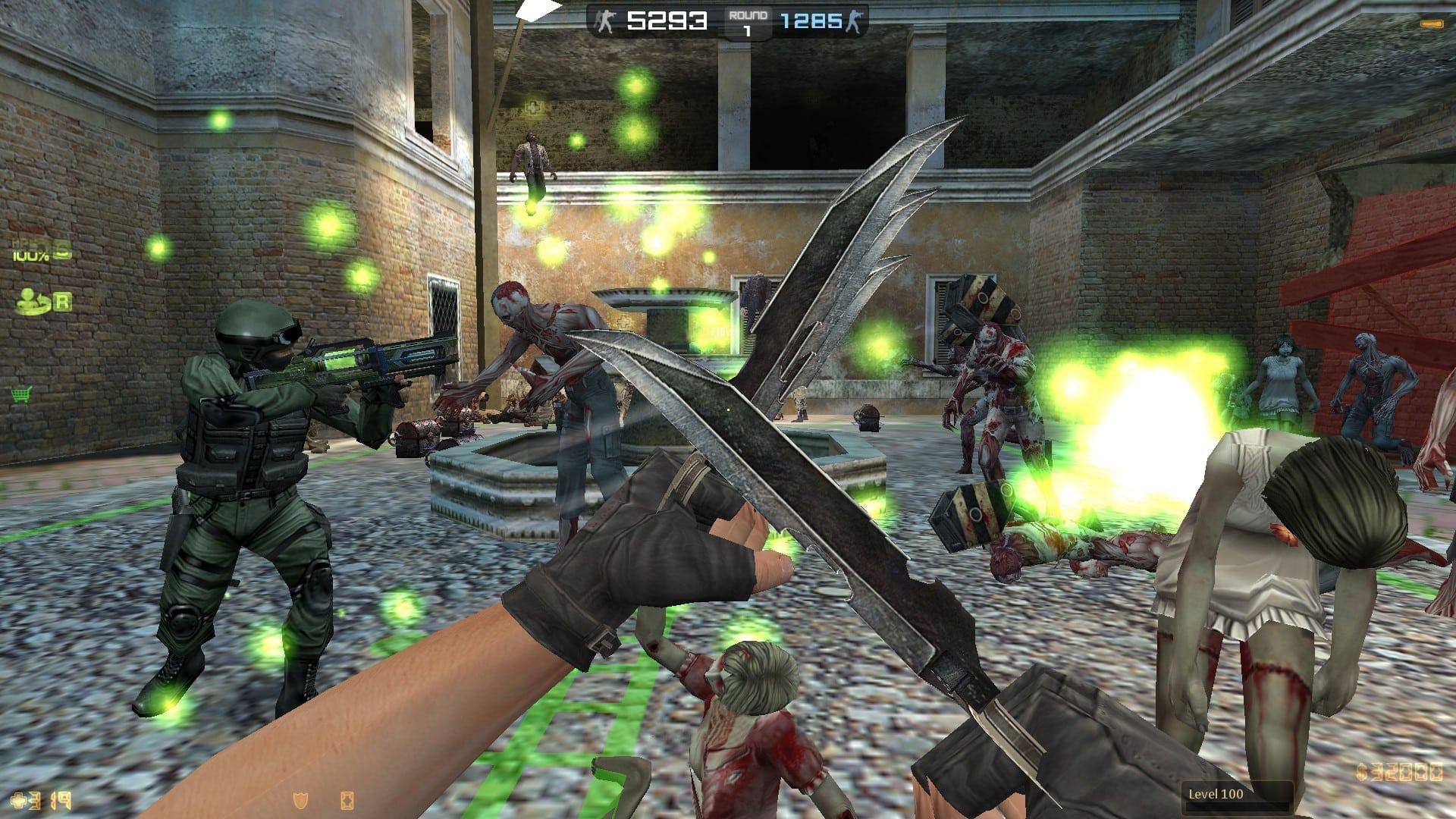 Counter-Strike Nexon Zombies screenshot 1