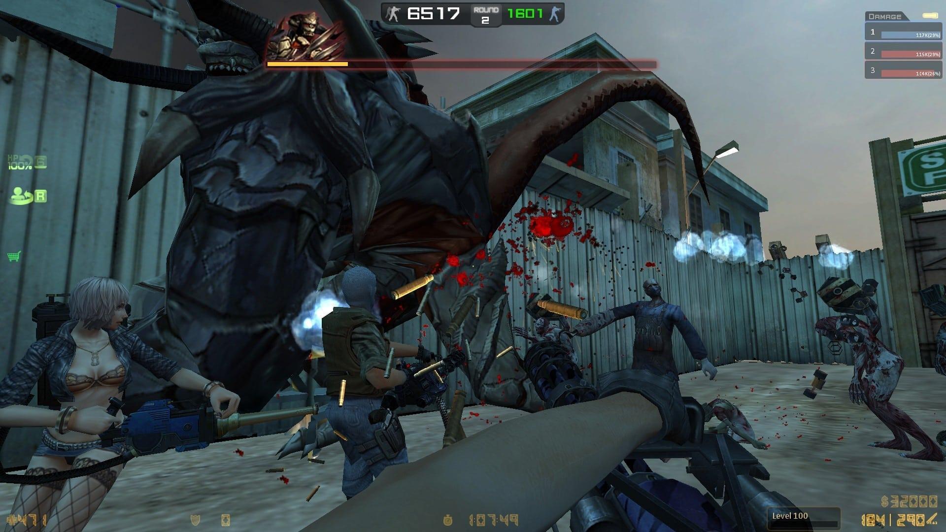 Counter-Strike Nexon Zombies screenshot 2