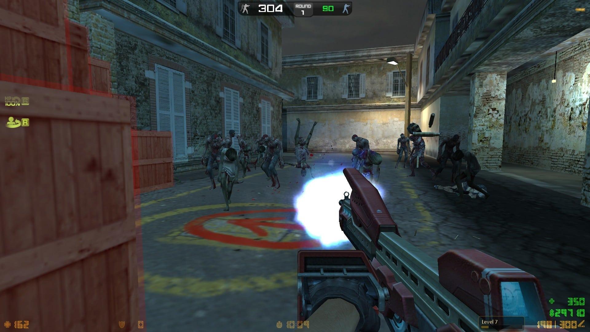 Counter-Strike Nexon Zombies screenshot 3