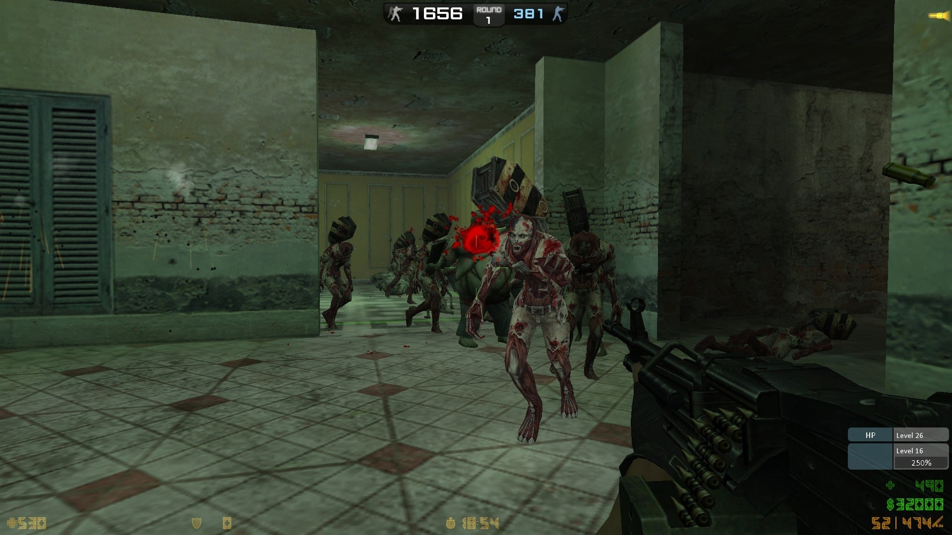 Counter-Strike Nexon Zombies screenshot 4