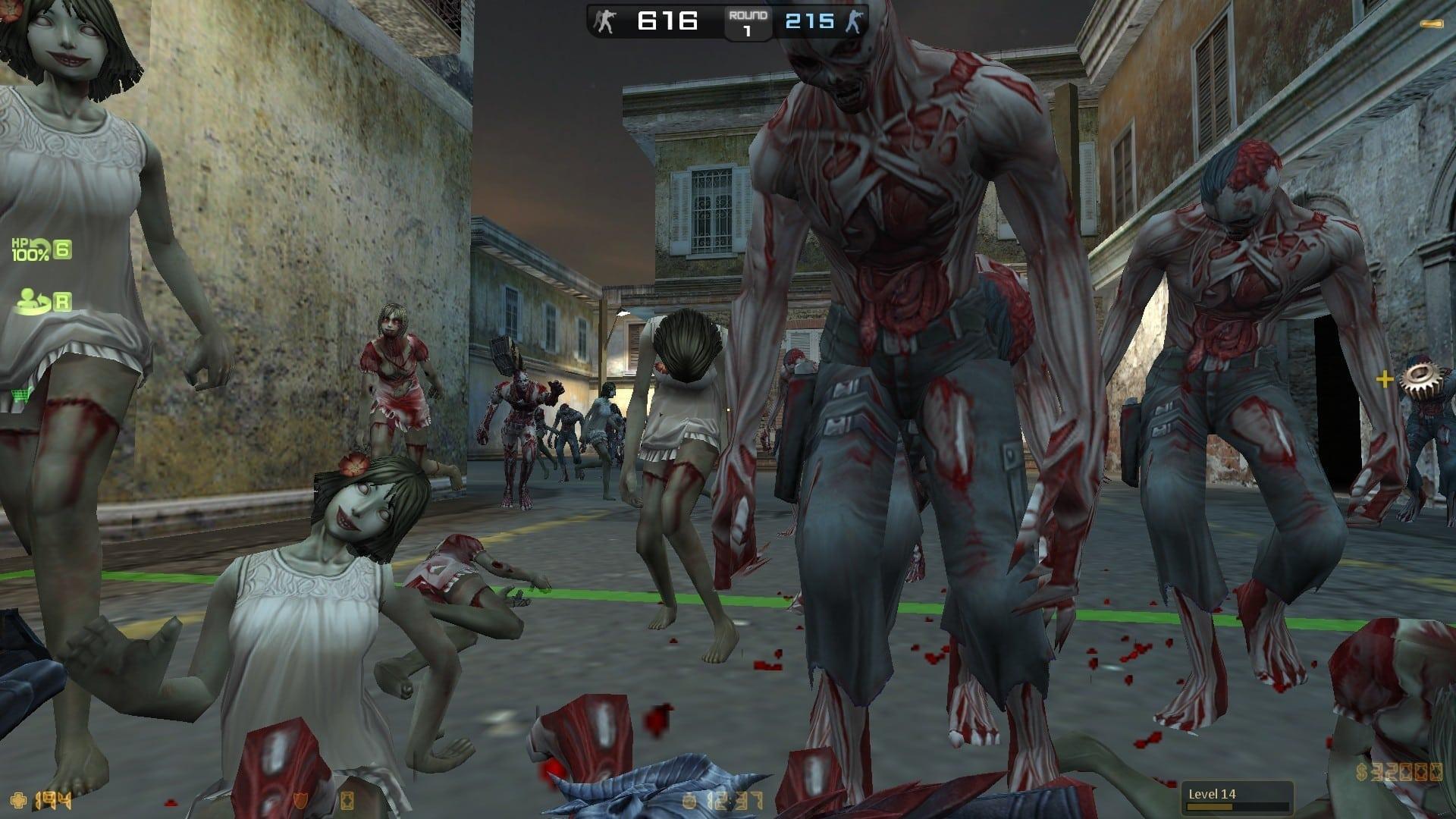 Counter-Strike Nexon Zombies screenshot 5