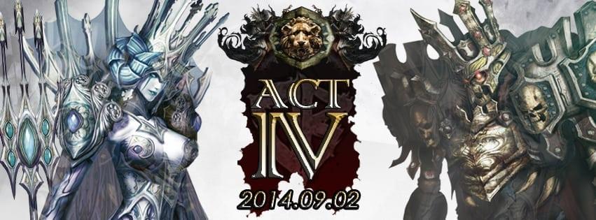 Dark Blood Online Act 4 update