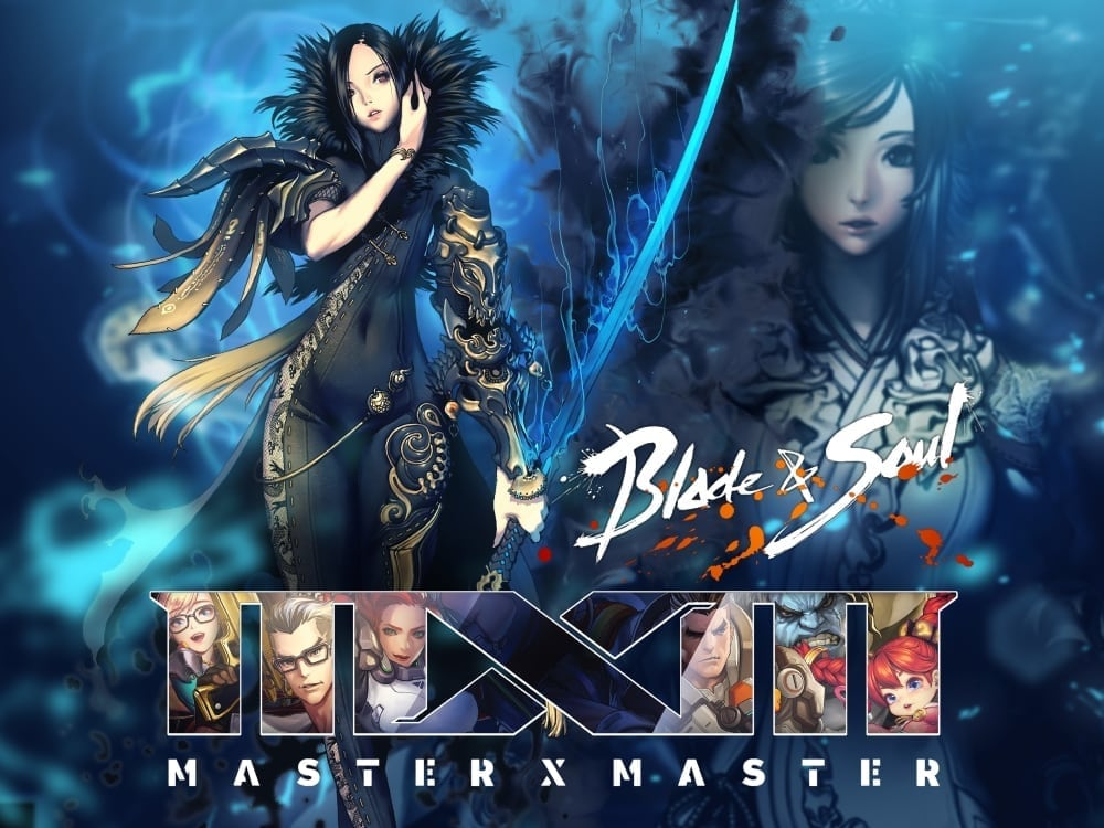 Master X Master - Blade & Soul character