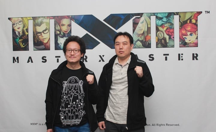 Master X Master developers