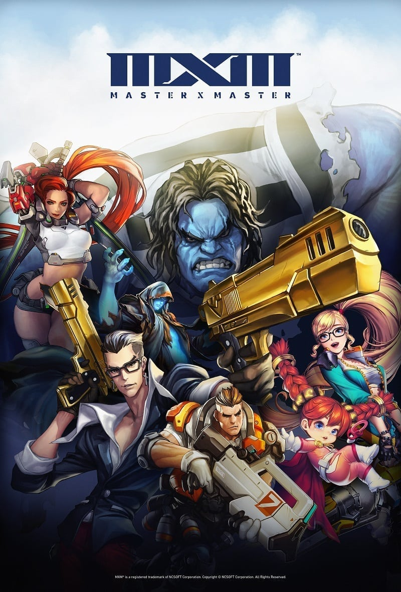 Master X Master poster small
